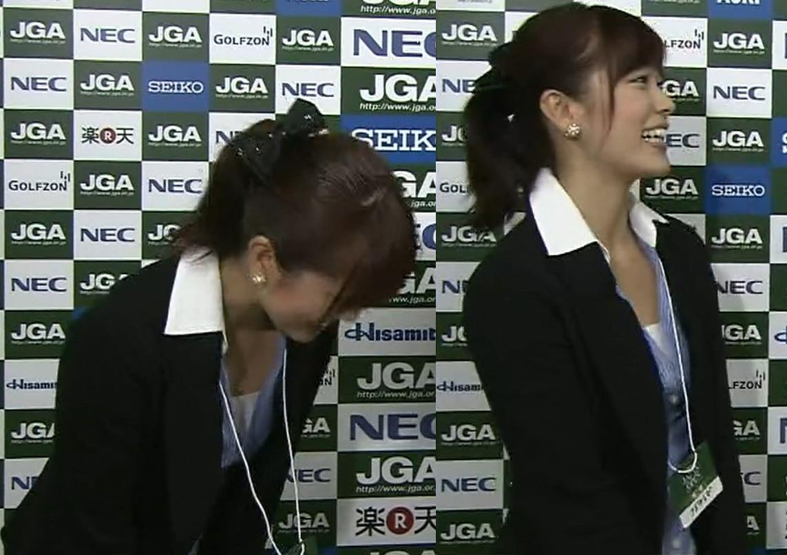 本田朋子 ちょっと胸チラ。それ以上に顔のアップがイイ!!キャプ画像(エロ・アイコラ画像)