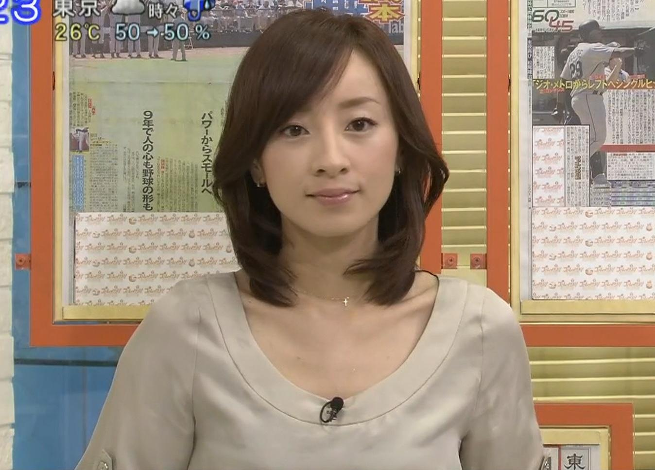 西尾由佳理 いろっぽい髪型キャプ画像(エロ・アイコラ画像)
