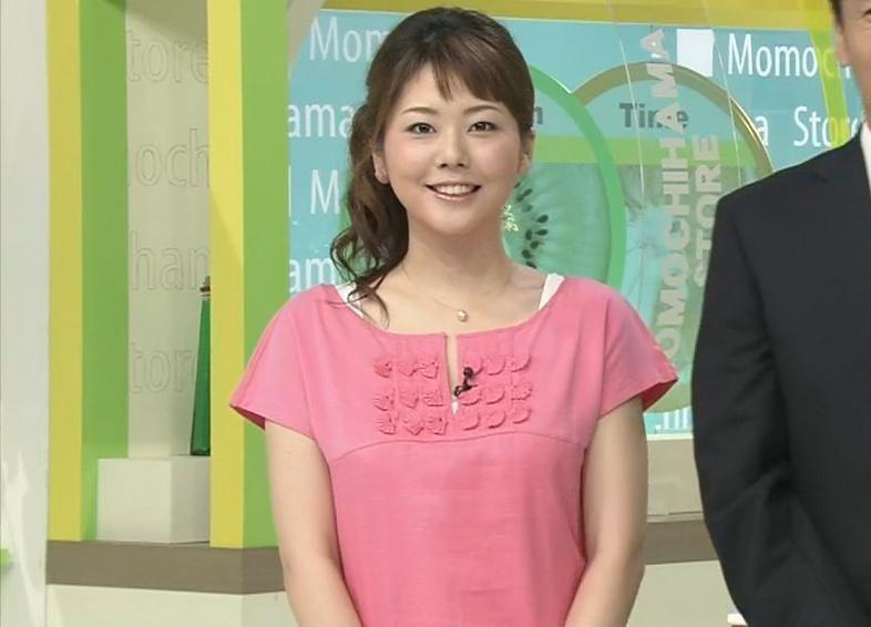 出口麻綾 かわいい系アナウンサーキャプ画像(エロ・アイコラ画像)
