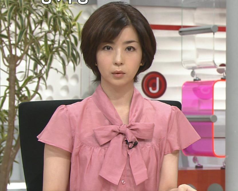 松尾由美子 夕方の美人キャプ画像(エロ・アイコラ画像)