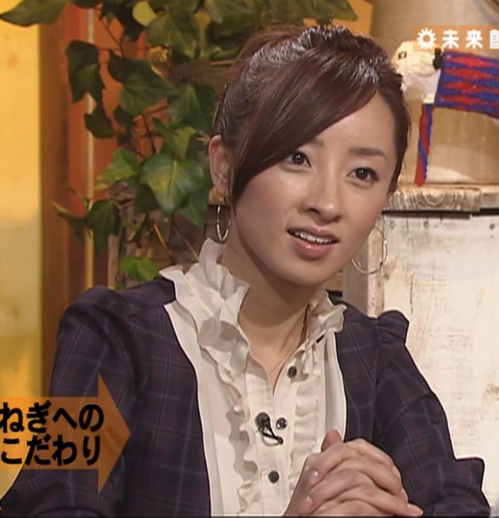 西尾由佳理 ニュースとは違う感じの西尾さんキャプ画像(エロ・アイコラ画像)