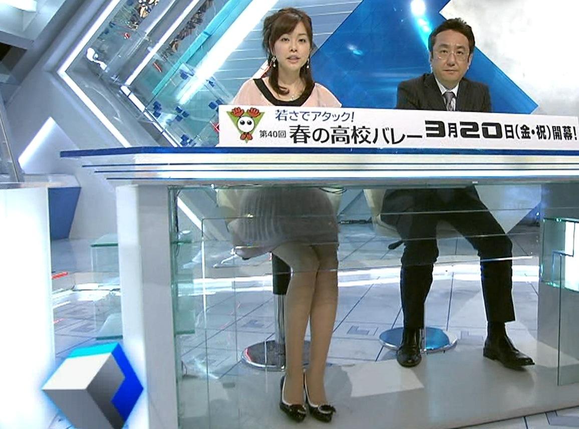 本田朋子 すぽると!はミニスカートで視聴率で稼いでいると思う。キャプ画像(エロ・アイコラ画像)