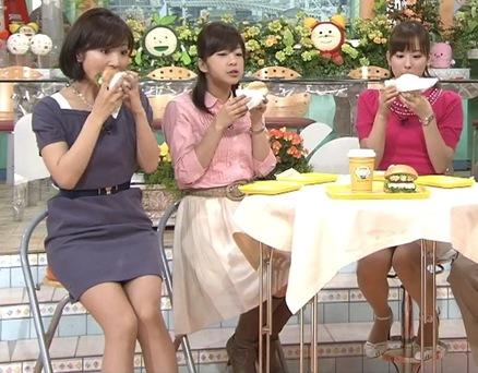 高島彩 最近のミニスカート特集 9種類キャプ画像(エロ・アイコラ画像)