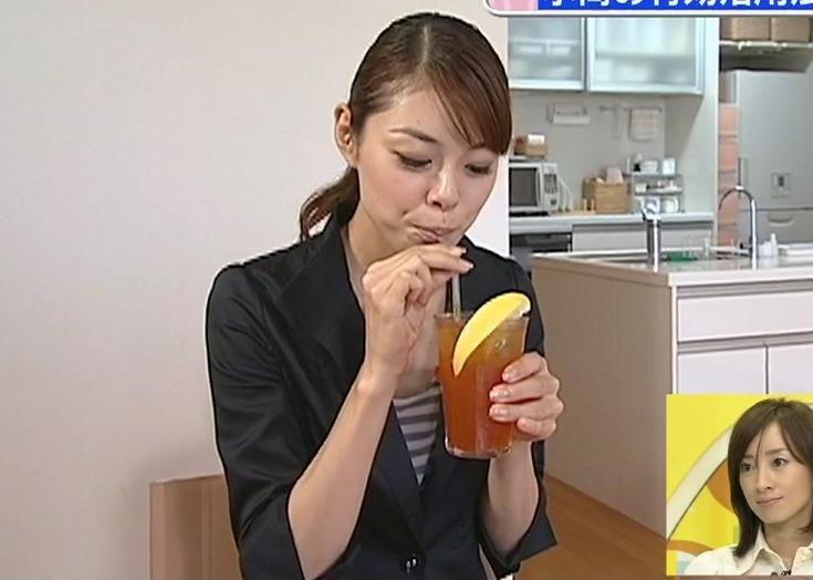 青池奈津子 ズームインのスレンダー美人キャプ画像(エロ・アイコラ画像)