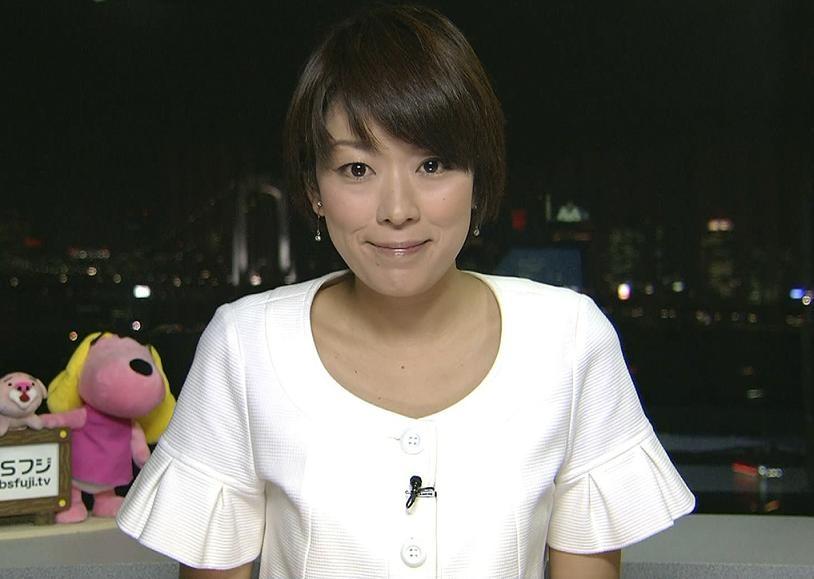 山本麻祐子 BSフジの美人アナウンサーキャプ画像(エロ・アイコラ画像)