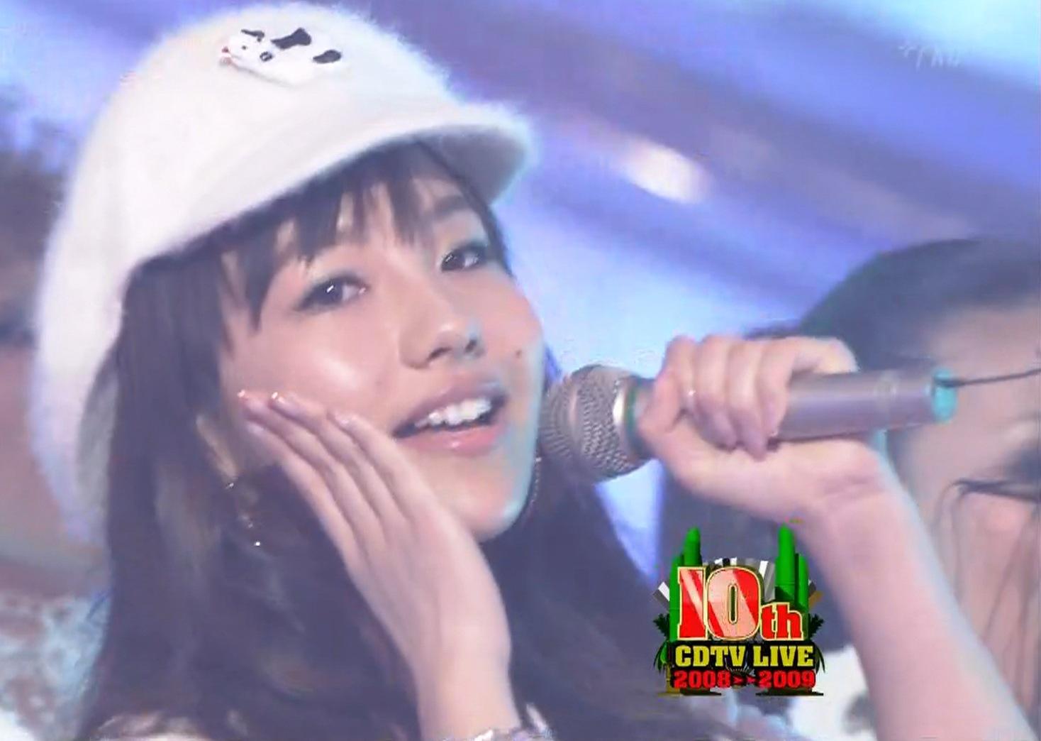 谷村奈南 CDTVキャプ画像(エロ・アイコラ画像)