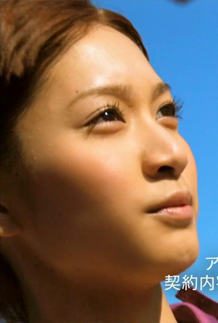 大島麻衣 アコムのCMキャプ画像(エロ・アイコラ画像)