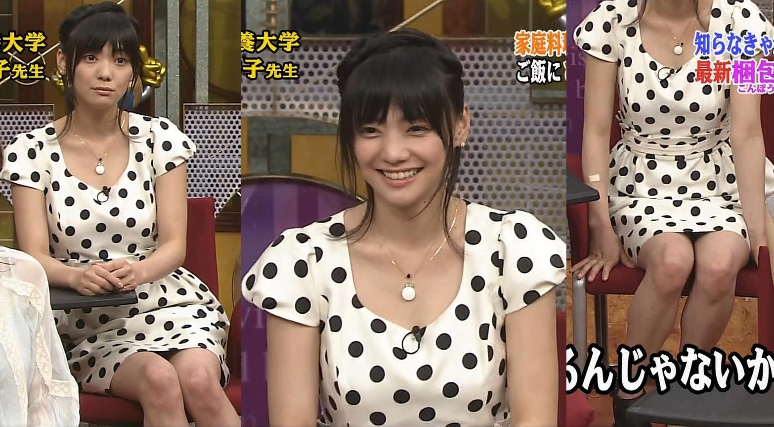 倉科カナ ミニスカパンチラキャプ画像(エロ・アイコラ画像)