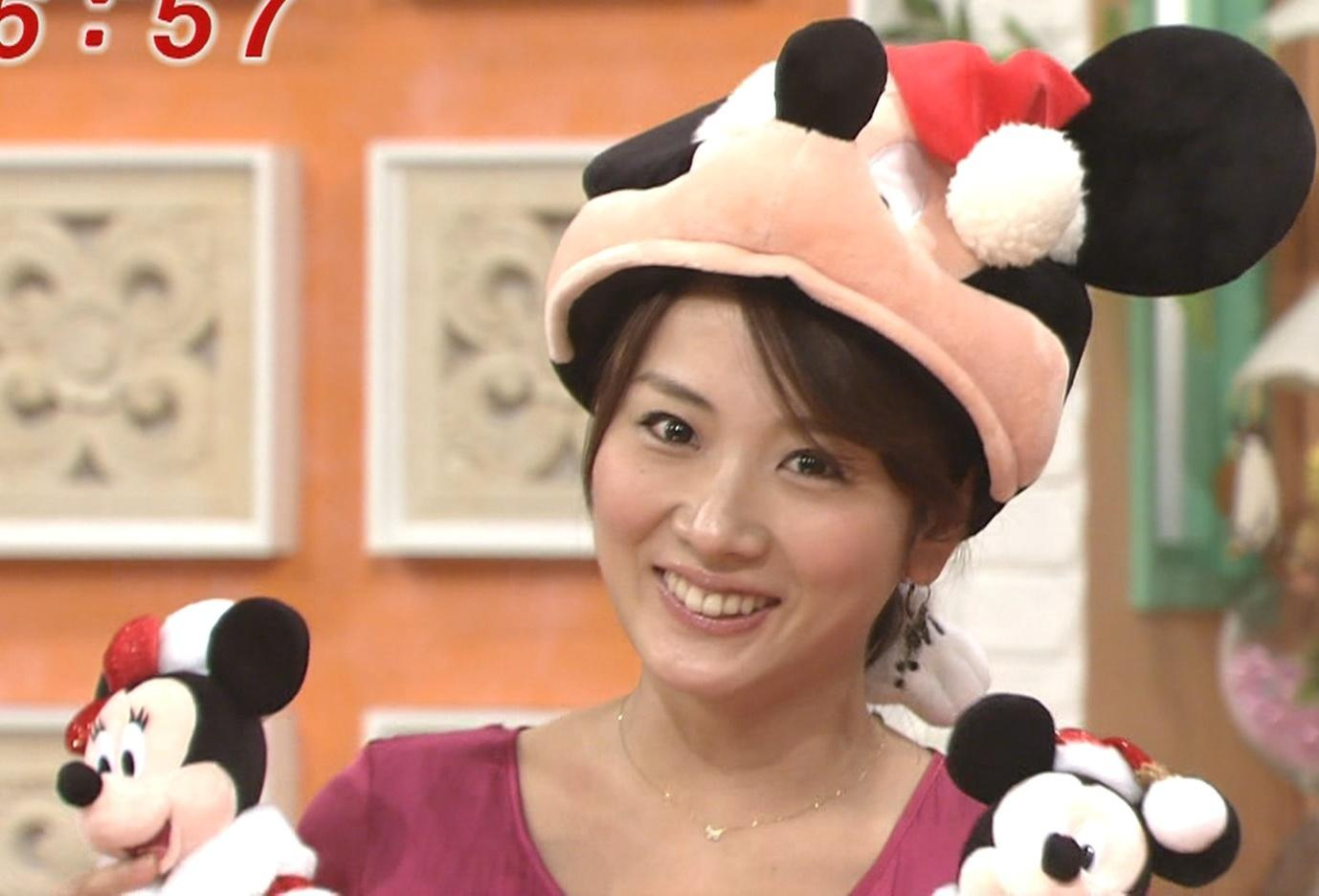高島彩 かわいい表情キャプ画像(エロ・アイコラ画像)