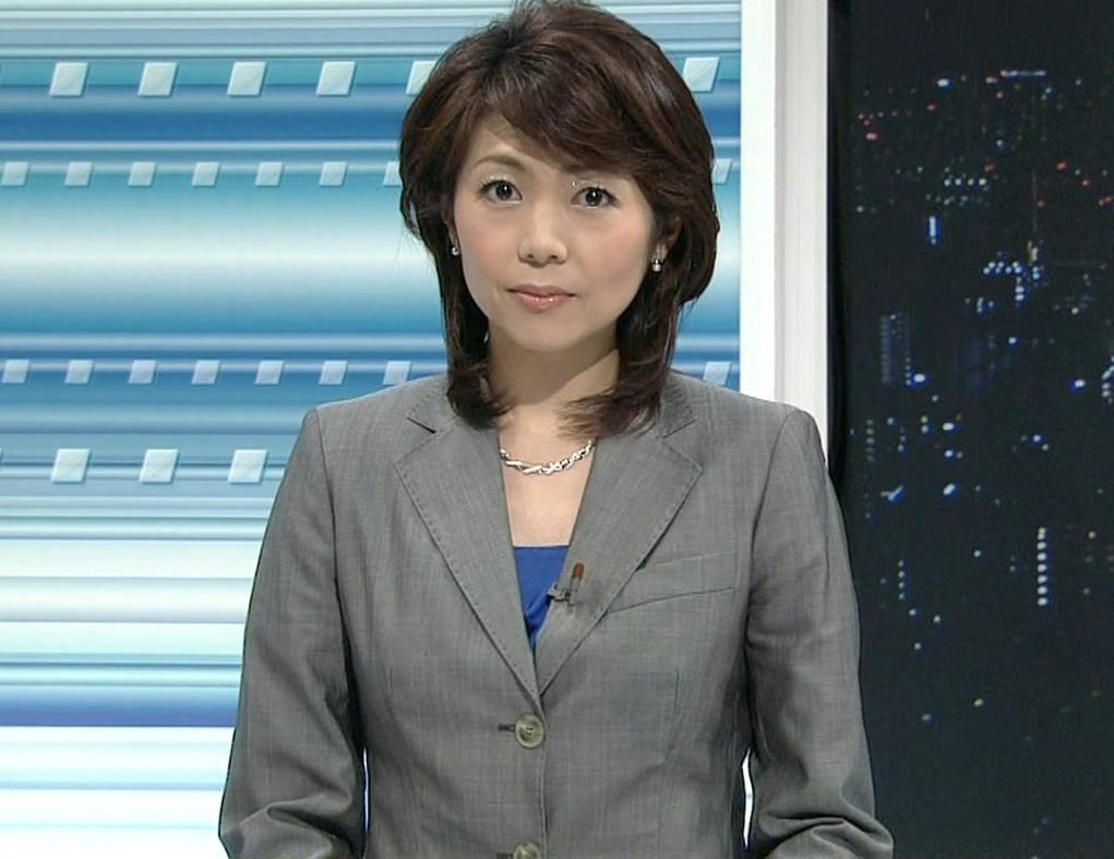 藤井彩子 大人の魅力キャプ画像(エロ・アイコラ画像)
