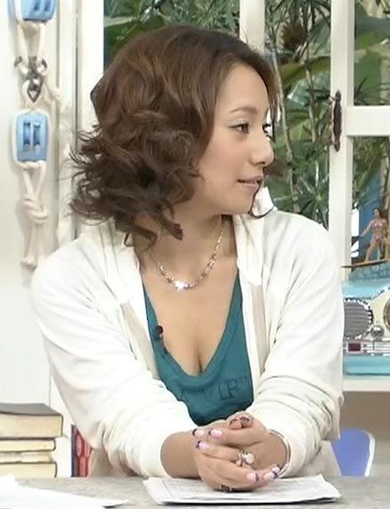 三船美佳 谷間 byスッキリキャプ画像(エロ・アイコラ画像)