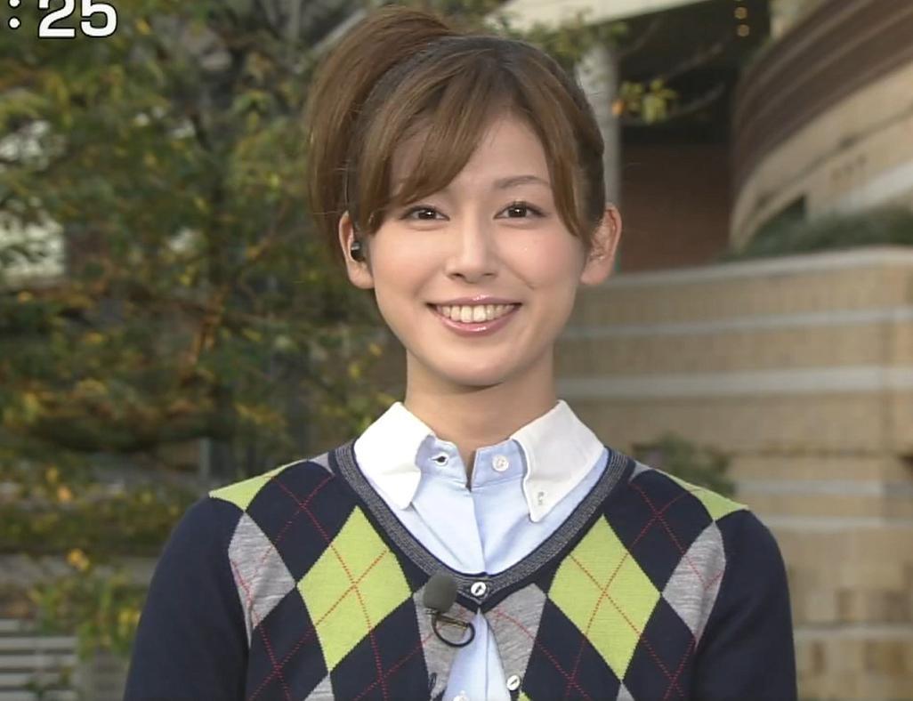 加藤真輝子 美人お天気お姉さんキャプ画像(エロ・アイコラ画像)