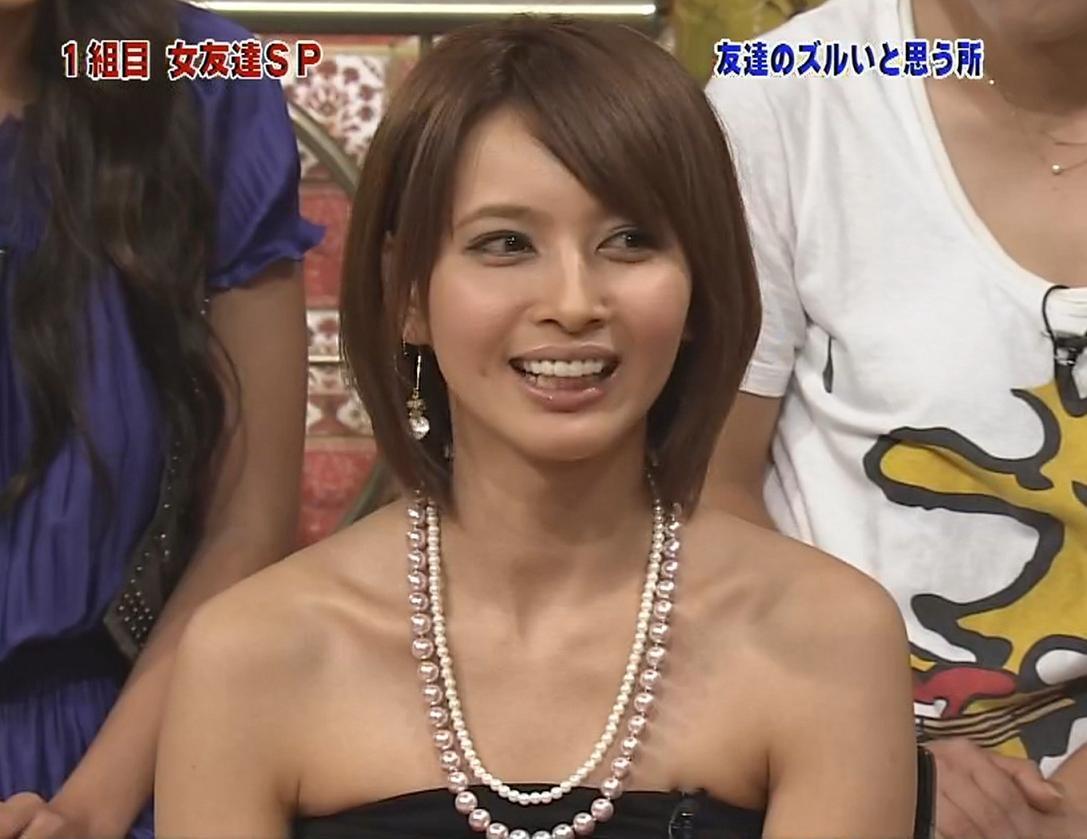 加藤夏希 鎖骨フェチに贈る画像キャプ画像(エロ・アイコラ画像)