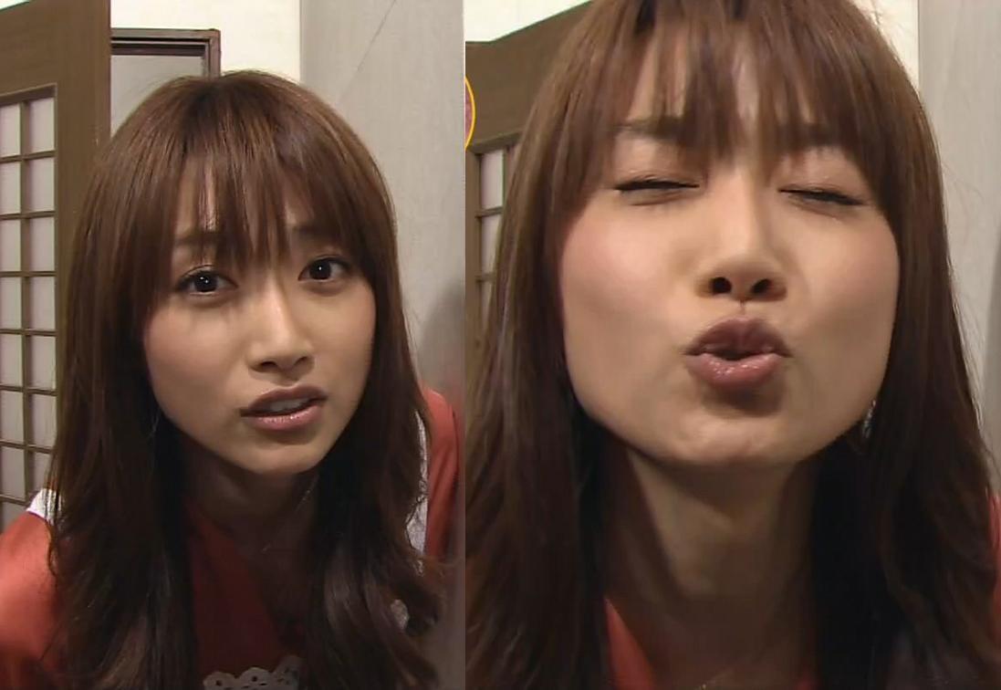 ヨンア キス顔キャプ画像(エロ・アイコラ画像)