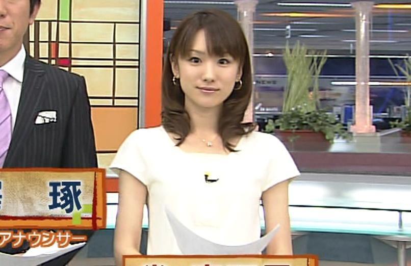 堂真理子 女子アナ画像強化ウィークキャプ画像(エロ・アイコラ画像)