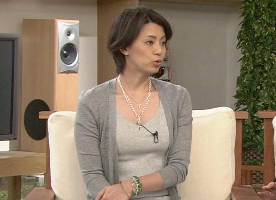 進藤晶子 なんだかエロい胸のふくらみキャプ画像(エロ・アイコラ画像)
