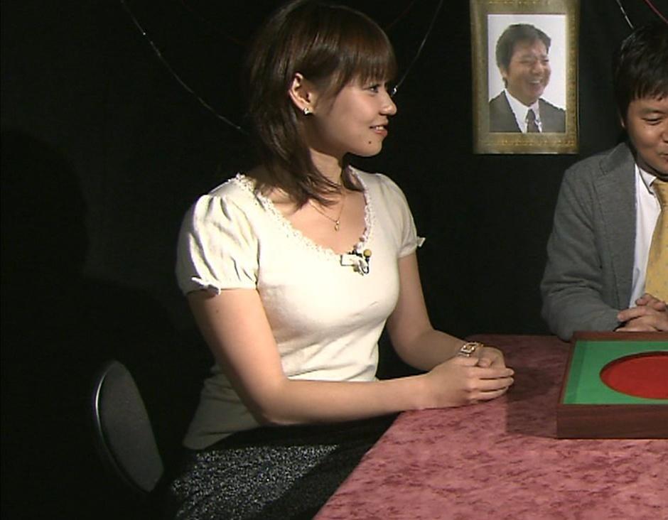 長崎真友子 ローカル巨乳アナキャプ画像(エロ・アイコラ画像)