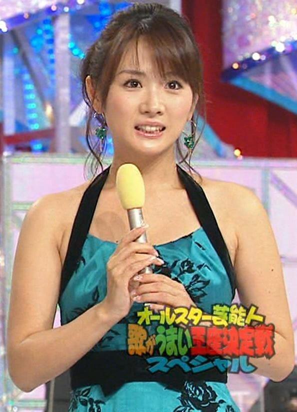 高島彩 胸チラキャプ・エロ画像3