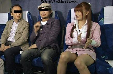 八田亜矢子 いやらしい脚の開き方キャプ画像(エロ・アイコラ画像)