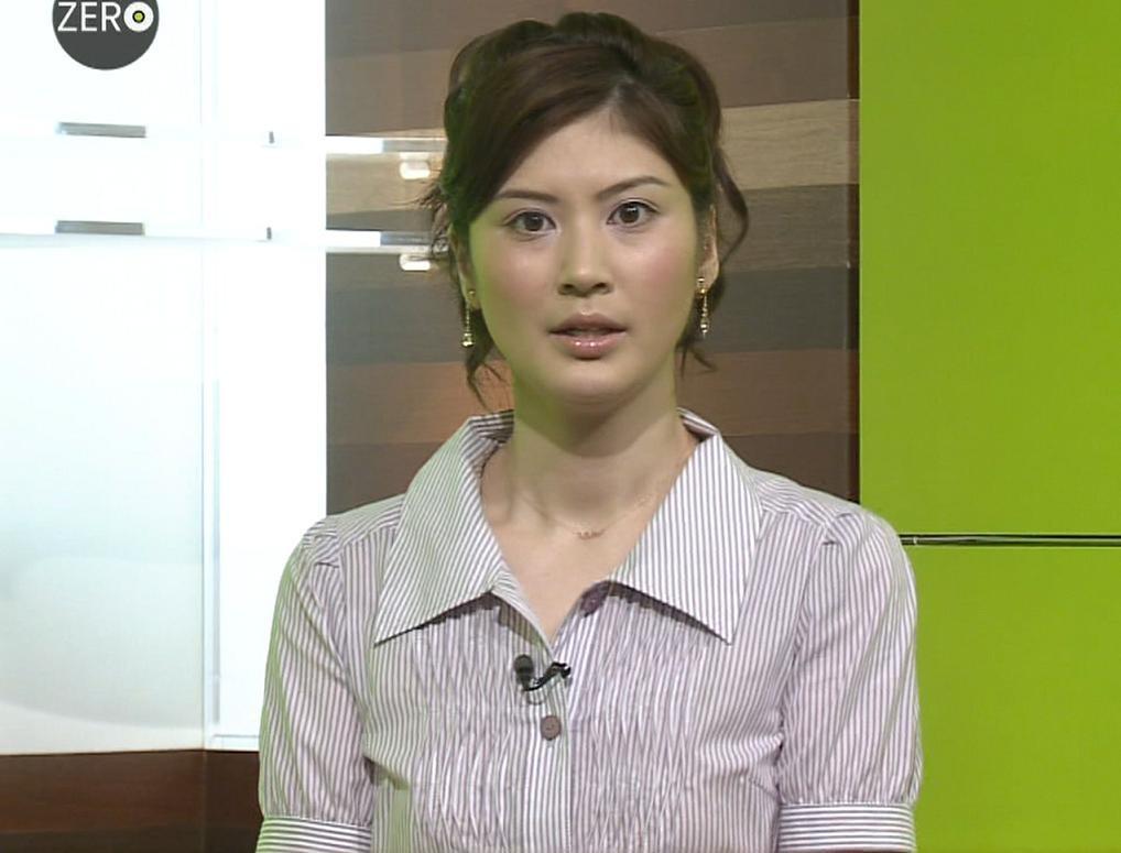 鈴江奈々 ニュースのきりっとした表情キャプ画像(エロ・アイコラ画像)