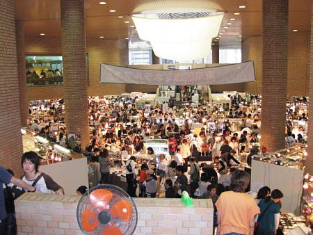 09年新宿ミネラルショー02