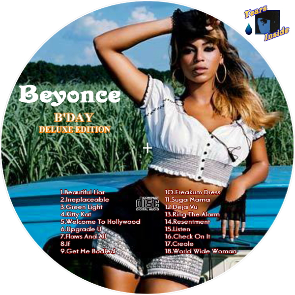 Beyoncé Deluxe Beyoncé: Beyonce / B'Day -Deluxe Edition- (ビヨンセ / B'Day ~デラックス
