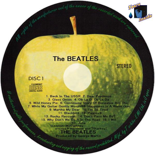 The Beatles The Beatles White Album ザ・ビートルズ ザ・ビートルズ