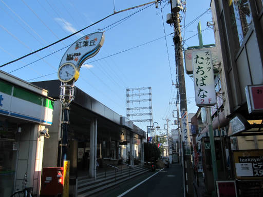 20110714・多磨駅01