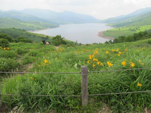 20110717・野反湖空05