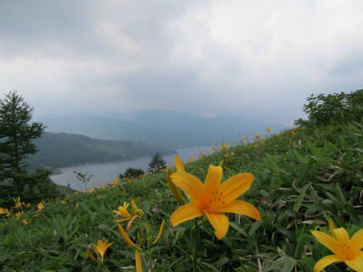 20110717・野反湖空12