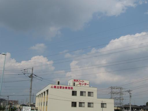 20110816・空・新所沢散歩1