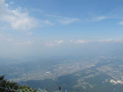 20110910・武甲山空06・武甲山山頂