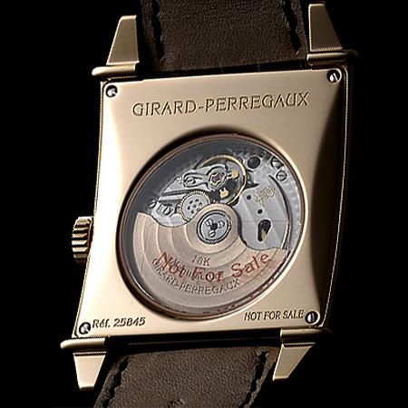 GIRARD-PERREGAUX ジラール・ペルゴ   Vintage 1945 Offcenter Enamel ヴィンテージ1945オフセンターエナメル ムーヴメント